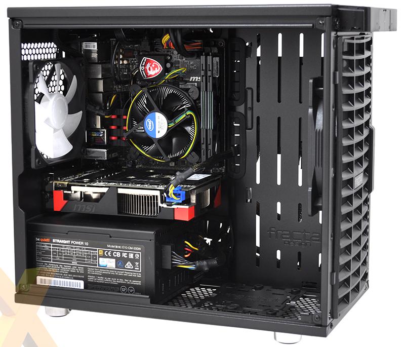 Corsair SF450 yang merupakan 5 power supply pc terbaik yang menjadi referensi wajib anda