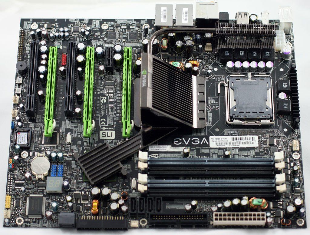 Motherboard terbaik dan recommended untuk dipilih dengan brand NVIDIA