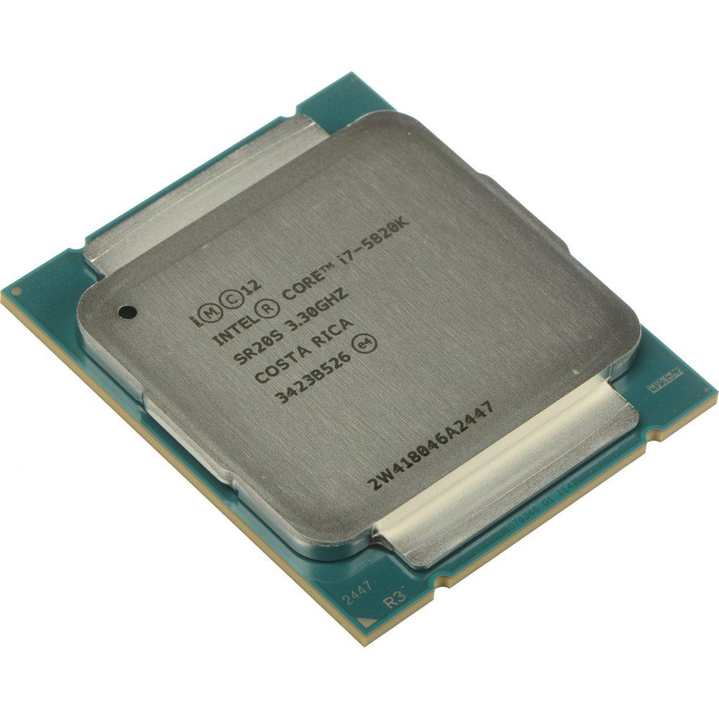 Processor Intel Core i7-5820K