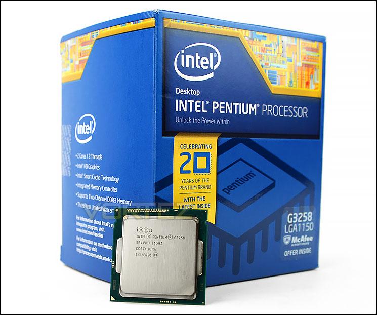 Processor intel terbaik dengan trademark processor intel pentium g3258 yang murah namun tetap handal
