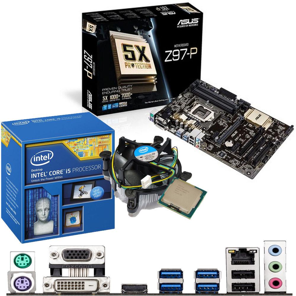 Processor terbaik intel dengan merk processor i5-4690k yang sangat cocok untuk game