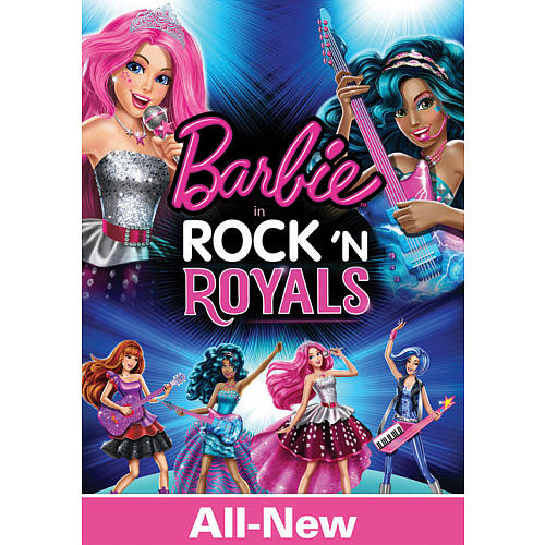 barbie rock'n royal