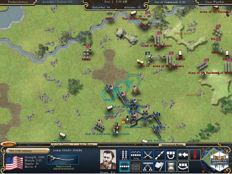 game American Civil War