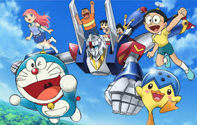 nobita and the new steel troops