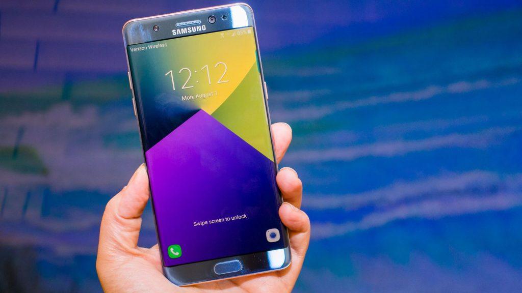 5 smartphone yang akan diluncurkan di tahun 2017 dengan brand samsung galaxy note 7 edge yang populer