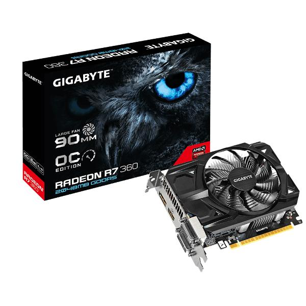 AMD R7 360