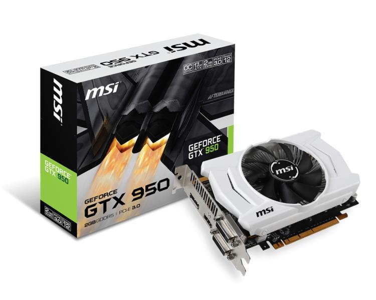 Nvidia GEForce GTX 950 OC