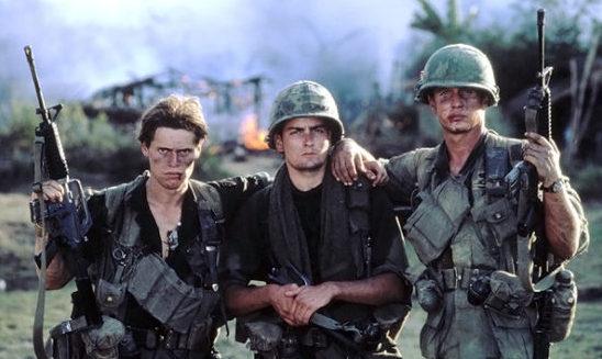 Film Perang Dunia Terbaik platoon