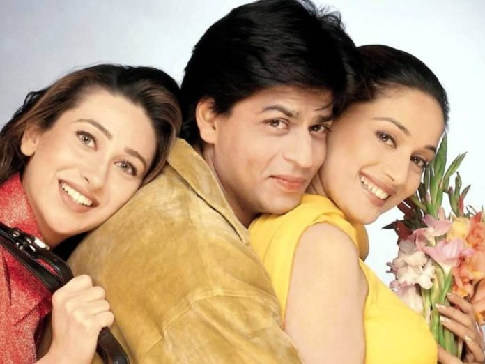 Film Terbaik Shah Rukh Khan - Dil To Pagal Hai (1997)