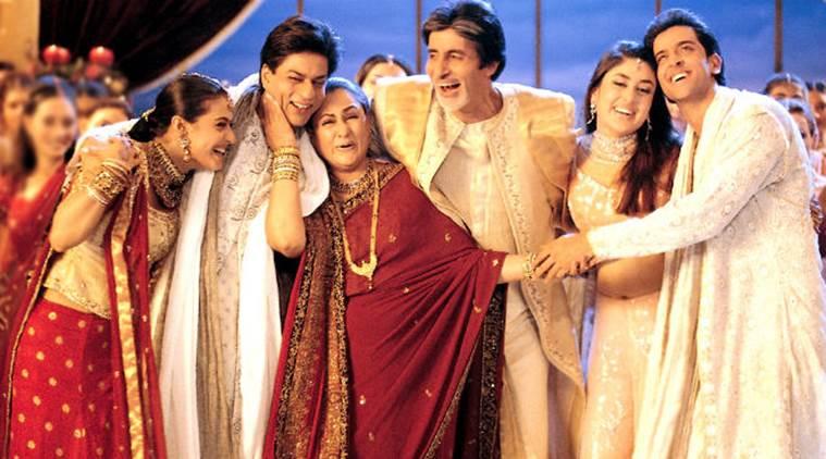 Film Terbaik Shah Rukh Khan - Kabhi Khushi Kabhie Gham (2001)