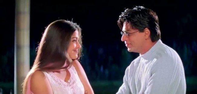 Film Terbaik Shah Rukh Khan - Mohabbatein (2000)