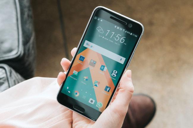 Smartphone Musik Terbaik HTC 10