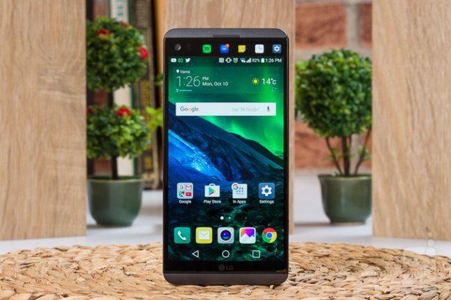 Smartphone Musik Terbaik LG-V20