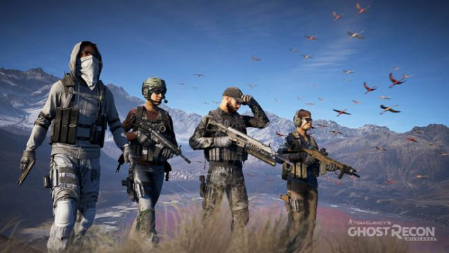 game pc terbaik 2017 - Tom Clancys Ghost Recon Wildlands