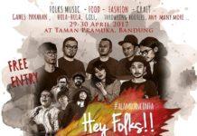 event hey folks festival bandung
