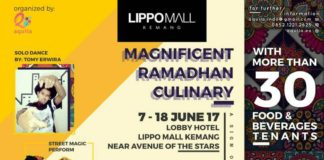 Poster promo Magnificent Ramadhan Culinary 2017