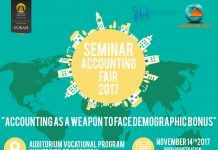 poster Acconting Fair 2017