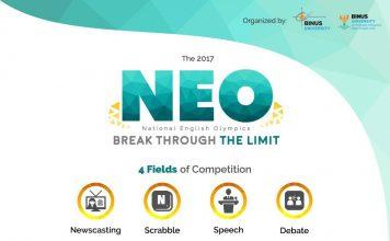 poster promo event neo 2017