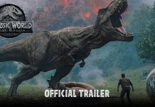 Trailer Film Jurassic World: Fallen Kingdom (2018)
