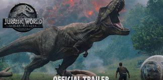 Trailer Film Jurassic World: Fallen Kingdom (2018)