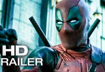 Trailer film deadpool 2 2018