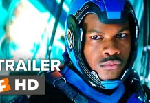 Trailer film pacific rim uprising 2018