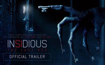 Trailer Film Insidious: The Last Key (2018)