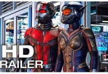 Trailer film ant-man and the wasp (2018)