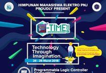 Event E-TIME 2018