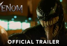 trailer film venom 2018