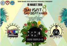 """Event Bangkit Dan Bertahan 8 """"SANAFOTURE"""""""