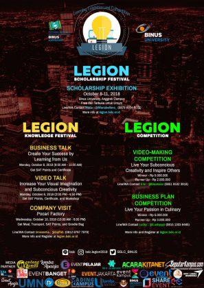 poster promo event legion 2018-4