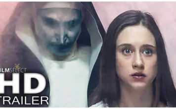 trailer film the nun 2018
