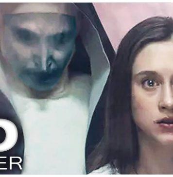 trailer film the nun 2018