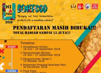 Poster event univation 2018