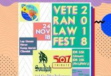 event veteran law festival 2018