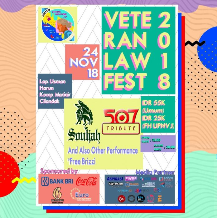 event veteran law festival 2018