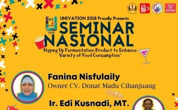 event seminar nasional univation 2018