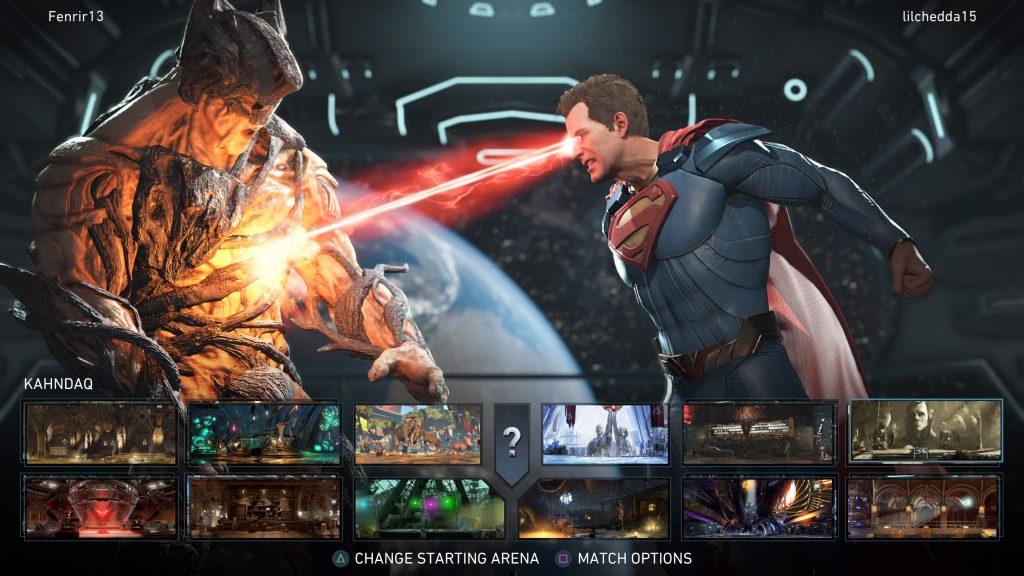 Game superhero terbaik - Injustice 2 2017