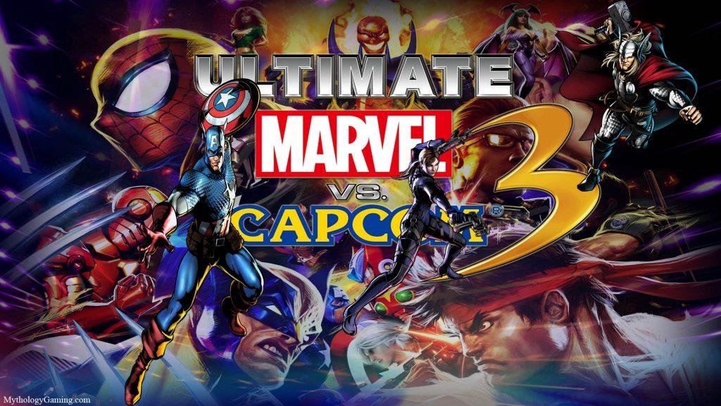 Game superhero terbaik - Marvel vs capcom 3 2011