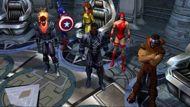 Game superhero terbaik - Marvel ultimate alliance 2006
