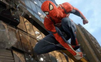Game superhero terbaik - Spider-man 2018