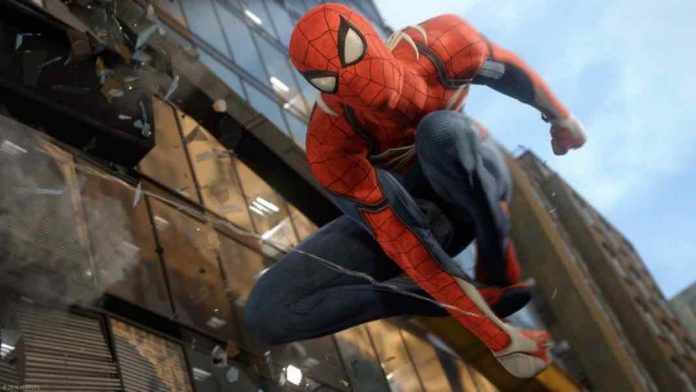 Game superhero terbaik - Spider-man 2018