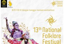 Event The 13th National Folklore Festival