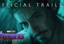 Trailer film avengers endgame