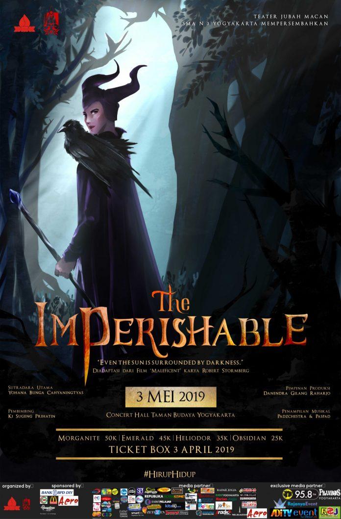 Event the imperishable 2019
