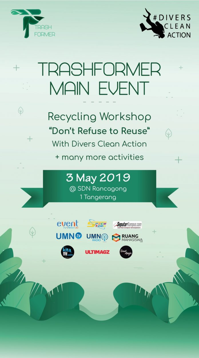 Event trashformer 2019