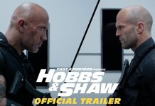Trailer film fast & furious presents! Hobbs & shaw