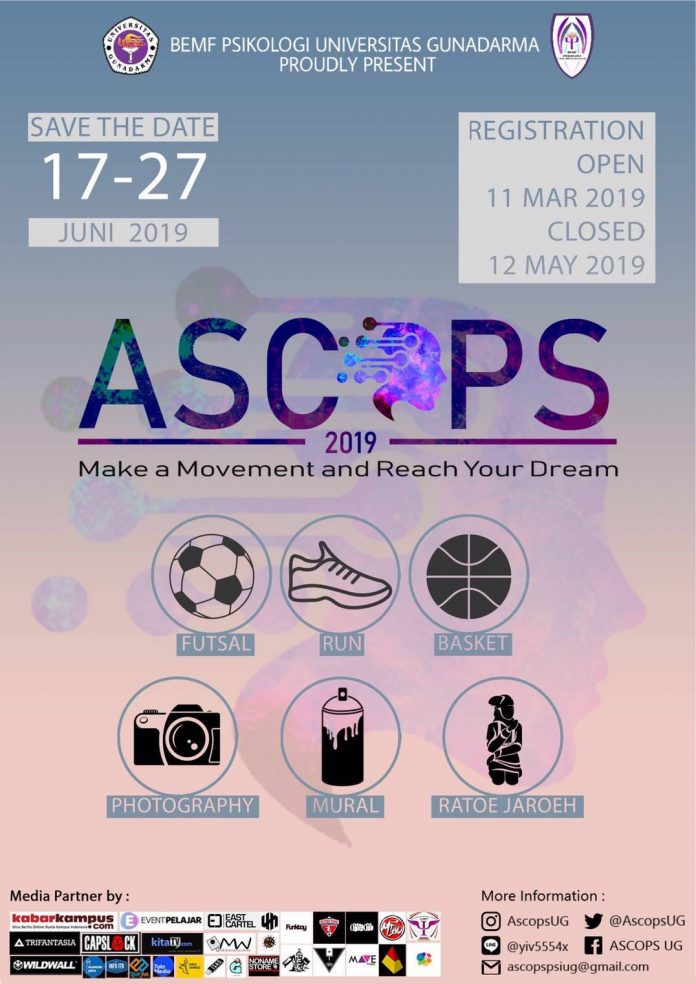 Event ascops 2019