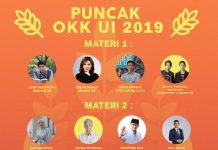 Event acara puncak OKK UI 2019